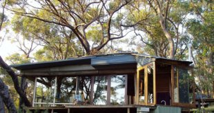 bohemian-style self-contained luxury accommodation away from the  blue mountains tourist crowds